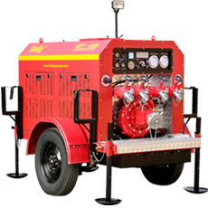 Trailer Mounted Pumps